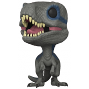 Funko POP! Jurassic Park - Blue (New Pose) Vinyl Figure 10cm