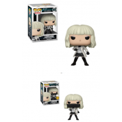 Funko POP! Atomic Blonde - Lorraine Vinyl Figure 10cm Assortment (5+1 chase figure)