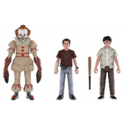 Funko Action Figures It 2017 - Pennywise, Richie, Eddie Poseable Figures 3-Pack