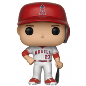 Funko POP! Major League Baseball - Mike Trout Vinyl Figure 10cm