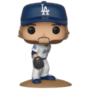Funko POP! Major League Baseball - Clayton Kershaw Vinyl Figure 10cm