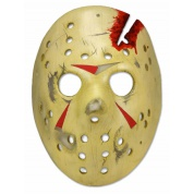 Friday the 13th Part 4 The Final Chapter Jason Voorhees Mask Lifesized 1:1 Prop Replica
