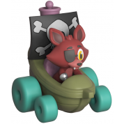 Funko Super Racers FNAF - Foxy the Pirate Vinyl Figure