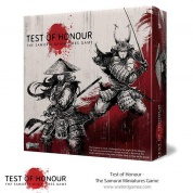 Test of Honour - Samurai Game - EN
