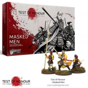 Test of Honour - Masked Men - EN
