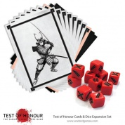 Test of Honour - Dice and Cards expansion set - EN
