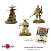 Test of Honour - Bandits & Brigands Swordsmen - EN