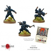 Test of Honour - Ninja Blister #1 - EN