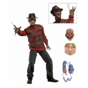 Nightmare On Elm Street - Freddy Krueger Ultimate Deluxe Action Figure 18cm
