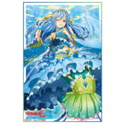 "Bushiroad Sleeve Collection Mini - Vol.328 Card Fight !! Vanguard G ""Aurora Star Coral"" (70 Sleeves)"