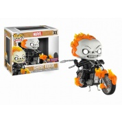 Funko POP! Marvel - Classic Ghost Rider Vinyl Figure