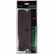 Blackfire Convertible Single Horizontal Cover - Black