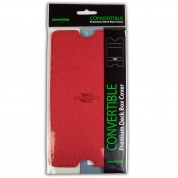 Blackfire Convertible Single Horizontal Cover - Red
