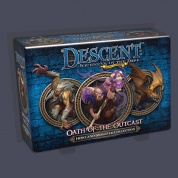 FFG - Descent 2nd Edition: Oath of the Outcast - EN
