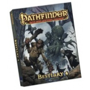 Pathfinder RPG - Bestiary 4 Pocket Edition - EN