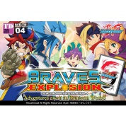 Future Card Buddyfight - Trial Deck 04: Braves Explosion - EN