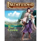 Pathfinder Adventure Path: City in the Lion's Eye (War for the Crown 4 of 6) - EN