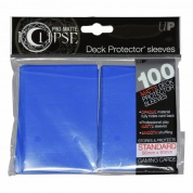 UP - Standard Sleeves - PRO-Matte Eclipse - Pacific Blue (100 Sleeves)