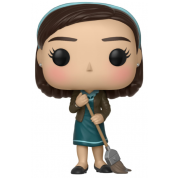 Funko POP! Shape of Water - Elisa with Broom Vinyl Figure 10cm