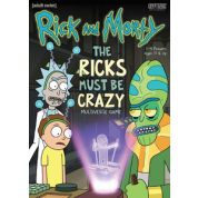Rick and Morty: The Ricks Must Be Crazy - EN