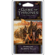 FFG - A Game of Thrones LCG 2nd Edition: Someone Always Tells - EN