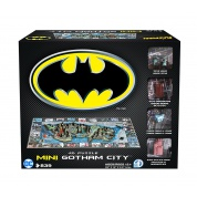 4D Cityscape - Mini Batman Gotham City Puzzle