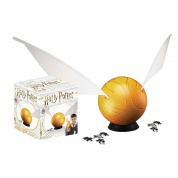 "4D Cityscape - 6"" Harry Potter Snitch Spherical Puzzle"