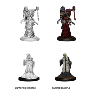 D&D Nolzur's Marvelous Miniatures: Green Hag & Night Hag (6 Units)