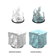 D&D Nolzur's Marvelous Miniatures: Gelatinous Cube (6 Units)