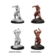 D&D Nolzur's Marvelous Miniatures: Flesh Golem (6 Units)