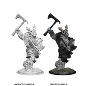 D&D Nolzur's Marvelous Miniatures: Frost Giant Male (6 Units)