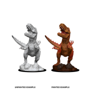 D&D Nolzur's Marvelous Miniatures: T-Rex (6 Units)