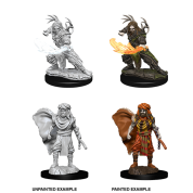 D&D Nolzur's Marvelous Miniatures: Male Human Druid (6 Units)