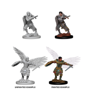 D&D Nolzur's Marvelous Miniatures: Male Aasimar Fighter (6 Units)