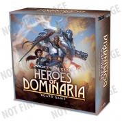 Magic: The Gathering: Heroes of Dominaria Board Game Standard Edition - EN