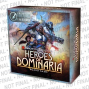 Magic: The Gathering: Heroes of Dominaria Board Game Premium Edition - EN