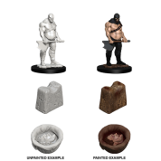 WizKids Deep Cuts Miniatures: Executioner & Chopping Block (6 Units)