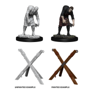 WizKids Deep Cuts Miniatures: Assistant & Torture Cross (6 Units)