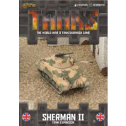 Tanks - British Sherman II - EN
