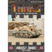 Tanks - British Priest (RHA) - EN