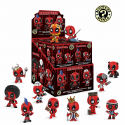 Funko Mystery Minis - Marvel: Deadpool Display Box (12 figures random packaged)