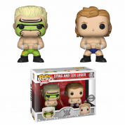Funko POP! WWE - Lex Luger & Surfer Sting 2-Pack Vinyl Figures 10cm Limited