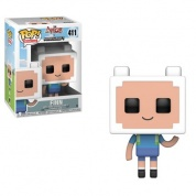Funko POP! Adventure Time/Minecraft S1 - Finn Vinyl Figure 10cm