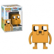 Funko POP! Adventure Time/Minecraft S1 - Jake Vinyl Figure 10cm
