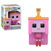 Funko POP! Adventure Time/Minecraft S1 - Princess Bubblegume Vinyl Figure 10cm