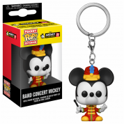 Funko Pocket POP! Keychain: Band Concert Mickey Vinyl Figure 4cm