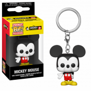 Funko POP! Keychain: Mickey Mouse 90th Anniversary Vinyl Figure 4cm