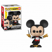 Funko POP! Mickey's 90th Anniversary: Conductor Mickey Vinyl Figure 10cm