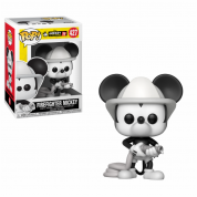 Funko POP! Mickey's 90th Anniversary: Firefighter Mickey Vinyl Figure 10cm