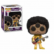 Funko POP! Prince - 3rd Eye Girl Vinyl Figure 10cm